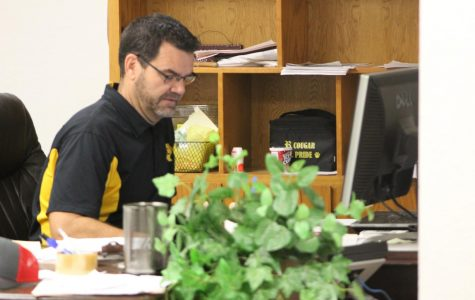 New Principal takes the reigns