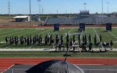 Band Wraps Up Competition Season