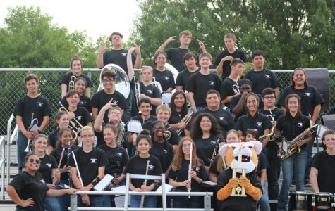 Band recieves top Honors