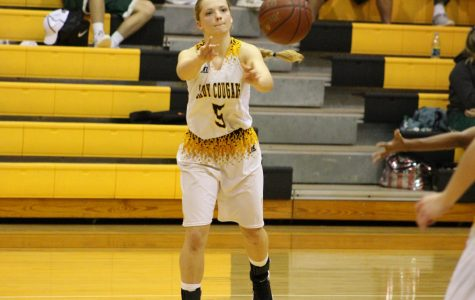 Lady Cougars lose district match-up to Valley Mills