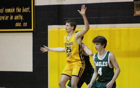 Cougar basketball loses nailbiter to Valley Mills