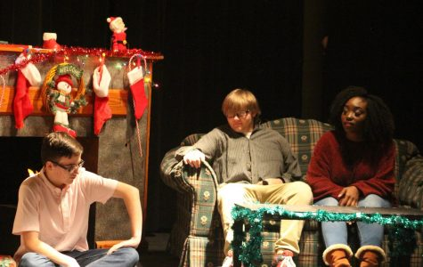 Theater department produces Christmas plays