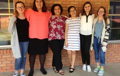 C-X Debate competes in district