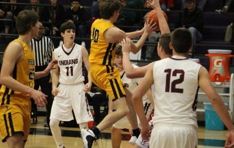 Cougars dominate Riesel in bi-district game