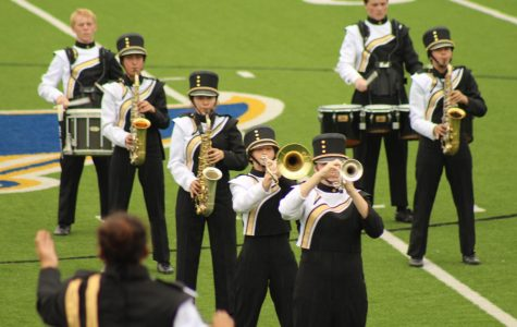 Band Earns Sweepstakes at Final Competition